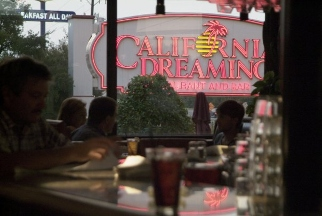 California Dreaming, Restaurant-Bar