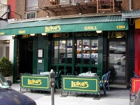 Lukes Bar & Grill - New York, NY