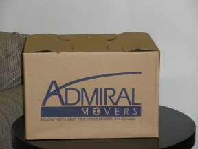 Admiral Movers Inc