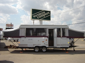 Western Campers - Fort Worth, TX