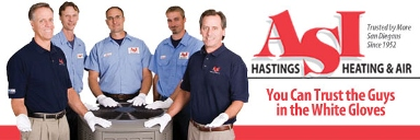 ASI Hastings Heating, Air and Solar - San Diego, CA