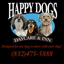 Happy Dogs Daycare and Inn - Pet Boarding Houston - Houston, TX