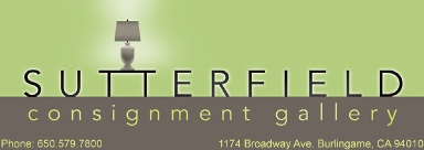 Sutterfield Consignment Gllry - Burlingame, CA