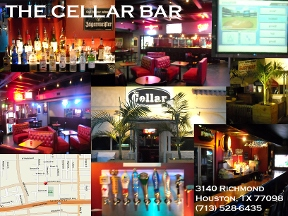 The Cellar Bar - Houston, TX
