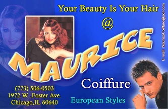 Maurice Coiffure - Chicago, IL
