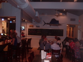 Stone Crab Oyster Bar - Wilmington, NC