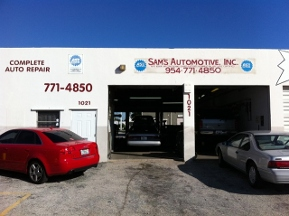 Sam's Automotive INC - Fort Lauderdale, FL