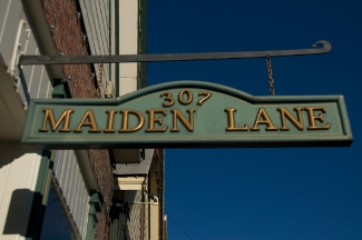 Maiden Lane - Nevada City, CA