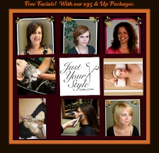 Just Your Style Full Svc Salon - Gulfport, MS