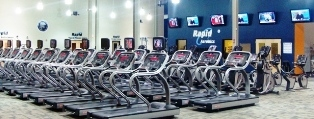 Rapid Fitness-Glenwood Avenue - Raleigh, NC