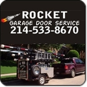 Rocket Garage Door Service - Plano, TX
