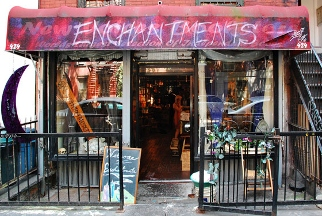 Enchantments Shop In New York City