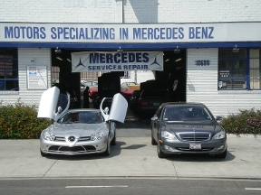G n motors mbz certified mercedes benz service repair for Mercedes benz service los angeles