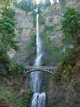 Multnomah Falls - Corbett, OR