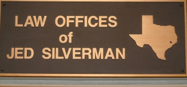 The Law Offices Of Jed Silverman - Houston, TX