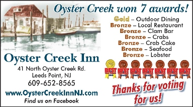 Oyster Creek Inn INC - Leeds Point, NJ
