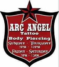 ARC Angel Tattooing - Universal City, TX