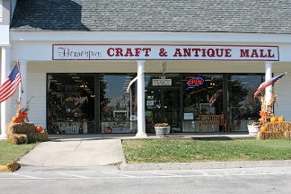 Homespun Craft & Antique Mall - Knoxville, TN
