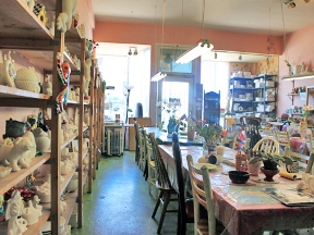Claytime Ceramics & Gifts - San Diego, CA