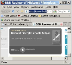 Midwest Fiberglass Pools Inc - Utica, MI