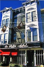 The Metro Hotel - San Francisco, CA