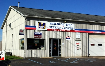 Discount Tire & Svc Ctr - Cloverdale, IN