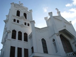St. Paul's Episcopal Church - Key West, FL