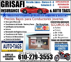 Grisafi Insurance - Norristown, PA