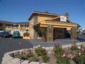 DAYS INN - Santa Cruz, CA