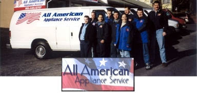 All American Appliance Svc