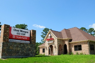 Morgan, Chad - State Farm Insurance Agent - Lufkin, TX
