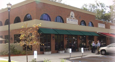 Athens Greek Restaurant - Charleston, SC