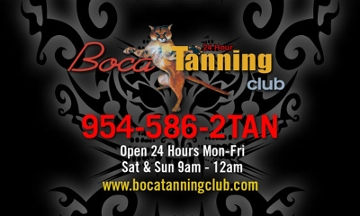 Boca Tanning Club Pompano Bch - Homestead Business Directory