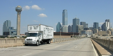 Two Men & A Truck - Dallas, TX