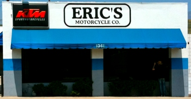 Eric's Motorcycle Co