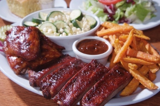 Back Forty Texas BBQ Roadhouse & Saloon - Pleasant Hill, CA