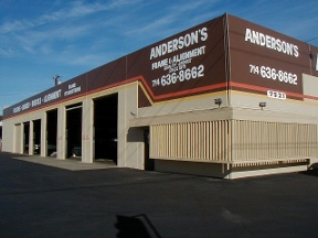Anderson's Frame & Alignment - Homestead Business Directory