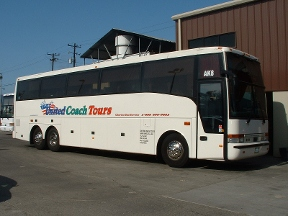 United Coach Tours - South San Francisco, CA