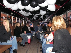 P R Party Lines Party Buses