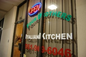 Four Brothers' Italian Rstrnt - Homestead Business Directory