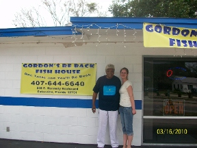 Gordon's Be Back Fish House - Homestead Business Directory