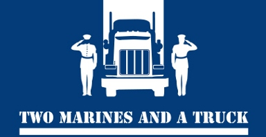 Two Marines and a truck - Fairfax, VA