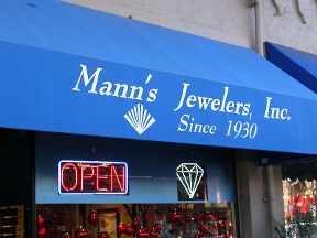 Mann's Jewelers - Homestead Business Directory