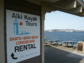 Alki Kayak Tours - Homestead Business Directory