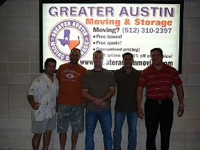 Greater Austin Moving & Stge - Austin, TX