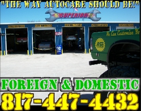 Superior Auto Repair - Burleson, TX