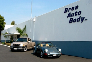 Brea Auto Body & Paint - Homestead Business Directory