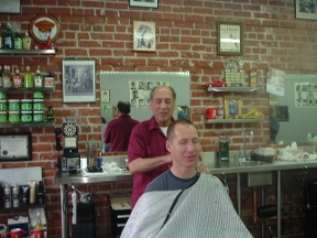 East-J-Barber Shop - Sacramento, CA
