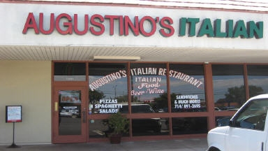 Augustino's Italian Restaurant - Homestead Business Directory