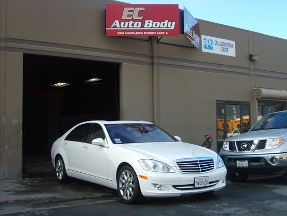 E C Auto Body - San Francisco, CA